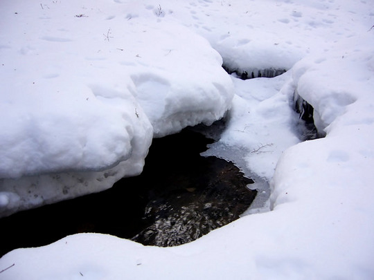 Product picture Echoes of a Winter Brook, Sounds for Relaxation and Meditation MP3