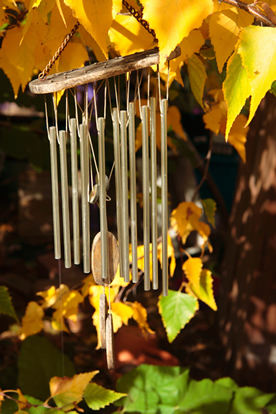 Product picture Rain and Wind Chimes Sounds for Relaxation and Meditation MP3